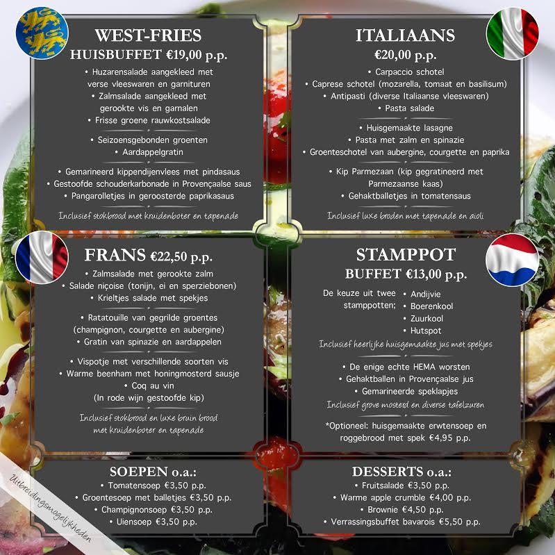 buffetten-aanbod-arrangementen